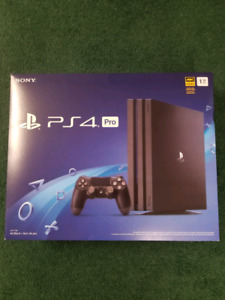 PS4 PRO Package