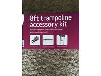 Tesco trampoline accessory kit