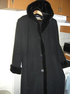 Manteau d'hiver avec capuchon