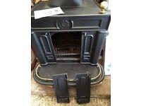 Stovex stove with back burner