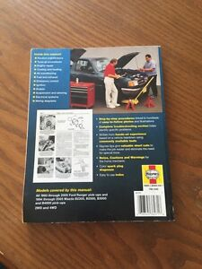 Haynes Repair Manual Ford Ranger 1993 thru 2005 GOOD SHAPE. London Ontario image 2