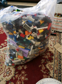 Lego mixed . 4kg