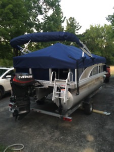 BENNINGTON 168SL, 60HP, TRAILER