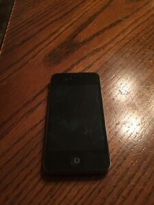 Iphone 4 for sale! With bell 8Gb