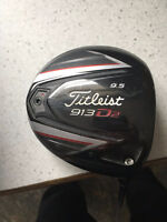 Titleist 913 D2 Driver for Sale