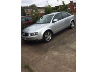 Audi A4 1.8t 2001 low mileage LOOK LOOK