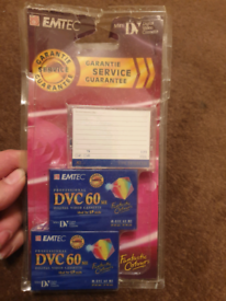 Mini Digital Video Cassette
