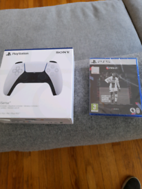 PS5 controller + FIFA21 NXT LVL Both Still in Original Package £80