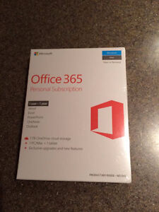 Office 365 Personal Subscription 1 year