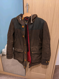 Waxed Barbour Jacket