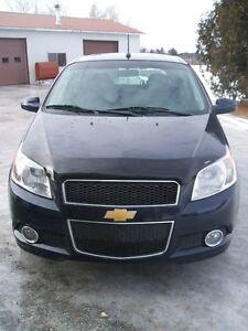 2010 Chevrolet Aveo Familiale