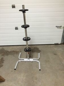 Tire stand for sale