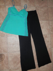 Bag of Lululemon top&bottom sets
