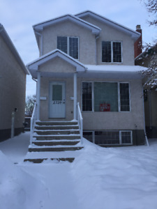 3 Bdr Upper suite Just Steps away from Downtown now Available