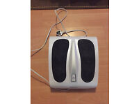 Homedics Foot Massager with Heat Fantastic Condition ideal for after a busy day work
