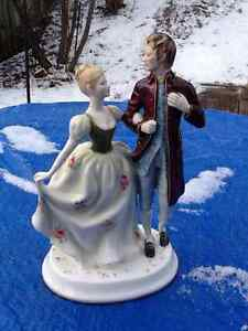 Royal doulton Figurine Young Love