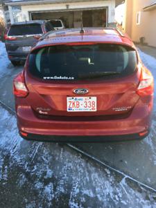 2013 Ford Focus Titanimun Hatchback