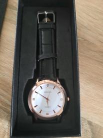 Mans new quartz watch