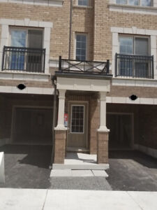 Brand new 3 br townhouse for rent in N. Oshawa from Aug/Sep