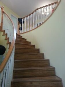 House - upper suite for rent - 5 bedrooms - 2,450.00