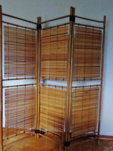 Bamboo Wooden Dividers--Excellent condition!!