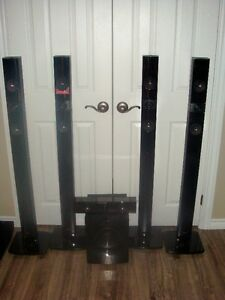 LG Speakers & subwoofer - brand new Peterborough Peterborough Area image 1