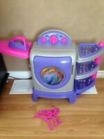 Kids washer/vacuum