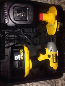 brand new dewalt 18v xrp kit