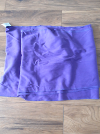 Purple baby sling/carrier