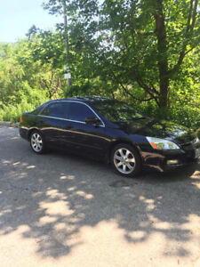 2007 honda accord exl