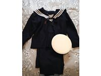 Sailors Hornpipe outfit highland dancing