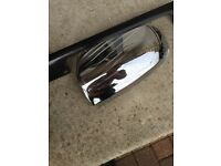 Chrome Mirror Cover for Audi A4