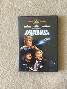 Spaceballs the movie DVD