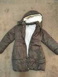 Winter coats for girls size 10-12 Cambridge Kitchener Area image 1