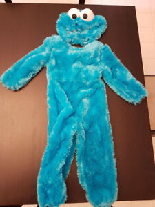2T Cookie Monster Costume