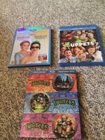 6 Blu-Ray for Sale