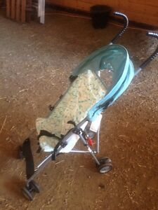 New umbrella stroller