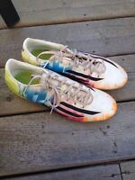 Men's Size 9  Messi Adidas Soccer Cleats
