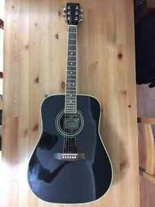 Guitare acoustique SIGMA DM2B BK