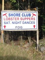 FOG ( Four Old Guys ) at The Shore Club, Hubbards