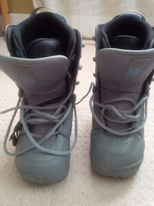 SIMS Sage Snowboard Boots - Women's Size 8 ALMOST NEW