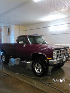 1981 GMC 2500-Clean and solid