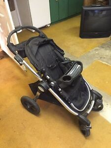 2010 Onyx City Select Single Stroller