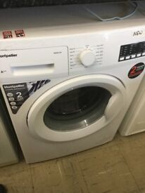 Montpellier uk brand NEWwashing machine 8kg 1400spin