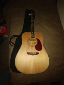 Tanglewood 6 string acoustic