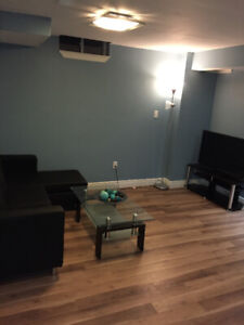 "Basement ""1 Bedroom Apartment"" For Rent North Ajax $1050 ASAP!"