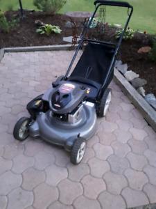 6.5hp Briggs and Stratton lawn mower