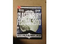 Glastonbury Festival programme