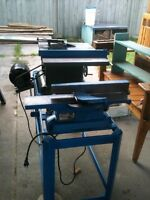 National table saw /joiner/planer