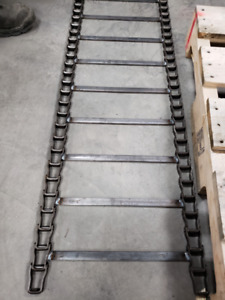 FISHER - WESTERN - BLIZZARD CONVEYOR CHAIN 99 LINK/164.7